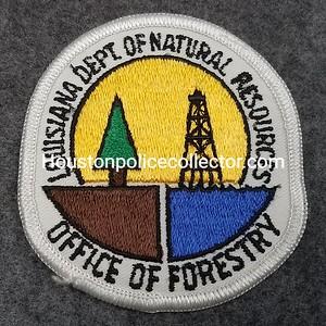Louisiana DNR Forestry