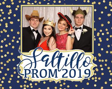 Saltillo Prom 2019