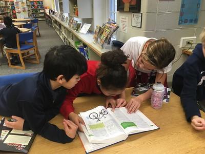 4th Grade Library