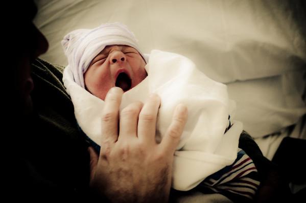 Turk and Brianna's Baby