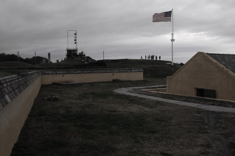 Fort Moultrie - Fort Moultrie & Fort Sumter National Historical Park (SC)