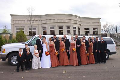 CARRIE & CRAIG'S WEDDING