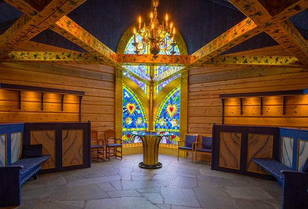 Chapel of Light, Beitostolen
