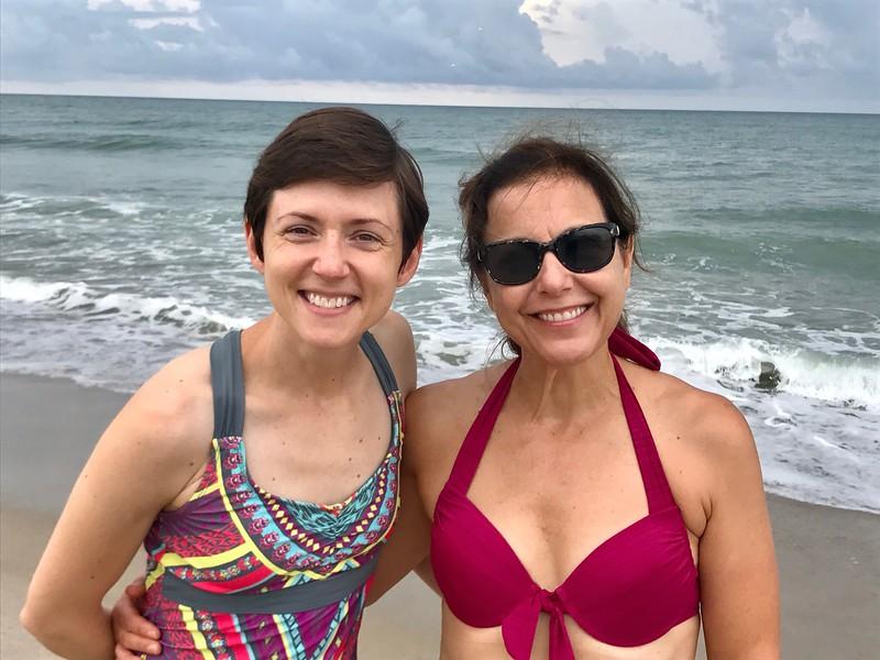 Julie and I