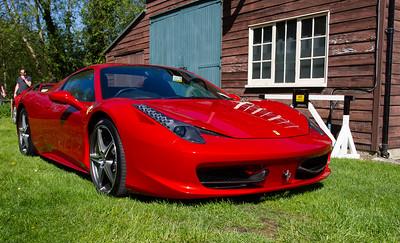 Auto Italia 2018 - Brooklands Museum