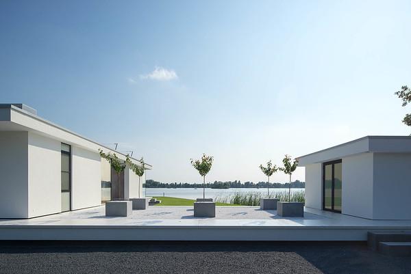Lab 32 architecten. Villa Reeuwijk