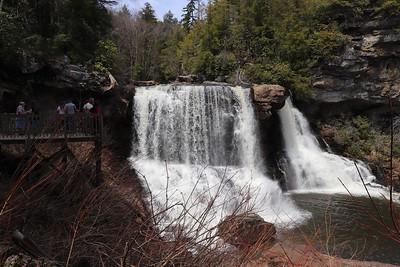 Black Water Falls 4-14-18