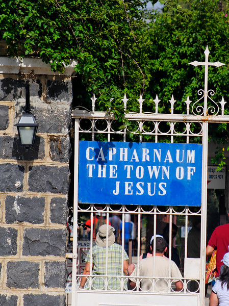 Capharnaum-The Town of Jesus