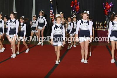 Wheatfield Town Cheerleading Varsity
