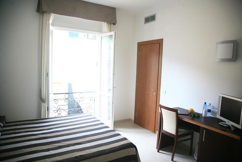 Proper hotel, in Monterosso.