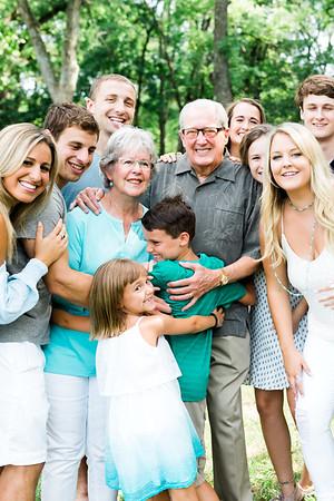 Steve Black + Family