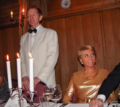 Anne og Ole Petter 60 år 2002