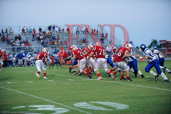 Wheatmore High School vs South Davidson Football