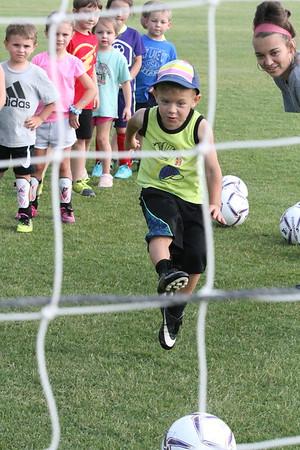 Soccer camp 061119