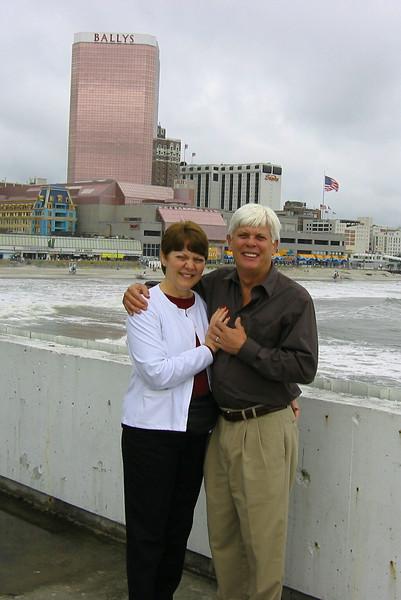 2002-08-31   Gail & Phil - NYC & AC
