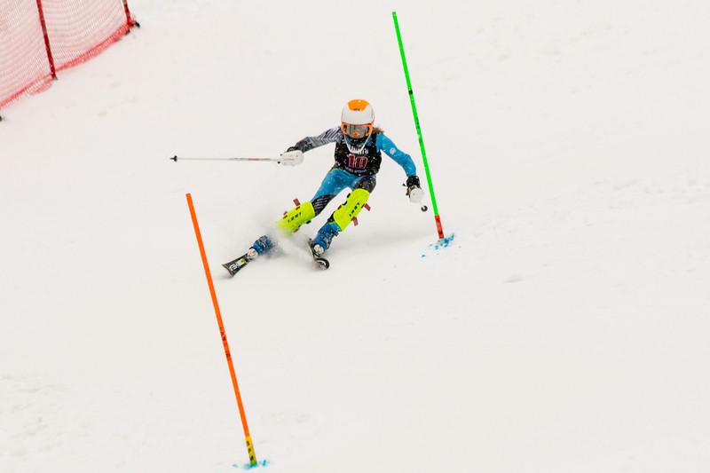 Gabriella BAER No. 10 (WPRC) in the 2017 Willi's Slalom U8-U14 Women - Seven Springs