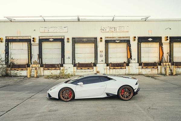Lamborghini Huracan | ADV.1 Wheels