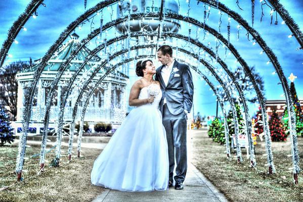 Megan & Brian Wedding