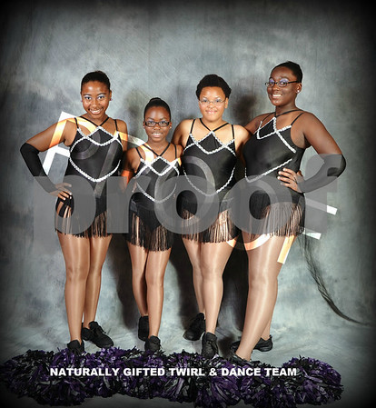 NATURALLY GIFTED DANCERS