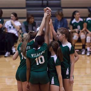 Volleyball October 25, 2014