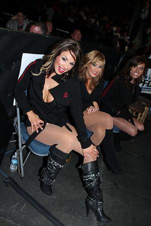 XFC Dancers