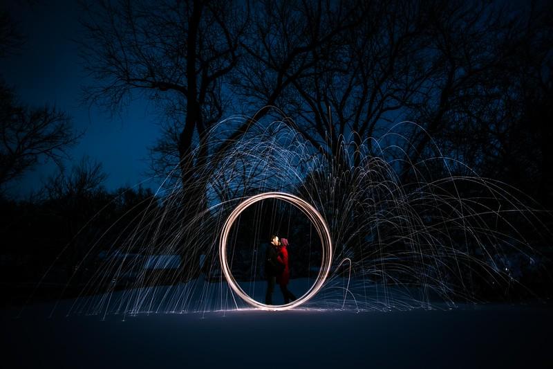 Sam DIngley Maryland Wedding Photographer  in snow-1.jpg