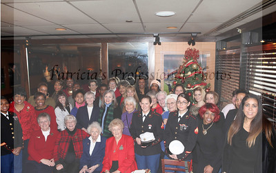 2013 WOMAN MARINES ASSOCIATION DC-1 CHAPTER ANNUAL HOLIDAY LUNCHEON