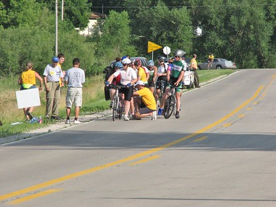 2008 Iowa Games Time Trial