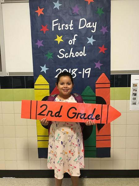Sophia | 2nd | Camacho Elementary School