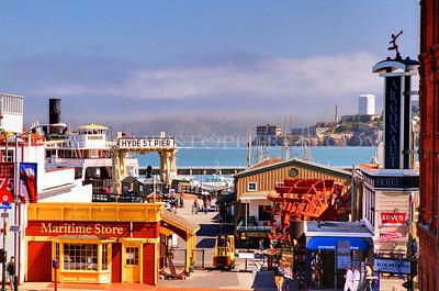 San Francisco Panos