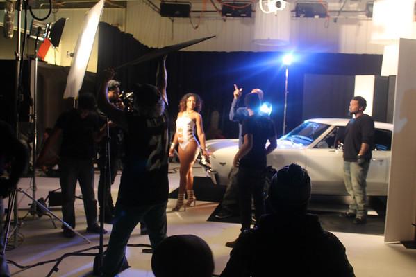 "NitaPOP Behind the Bando Jonez ""There She Go"" Video Shoot"