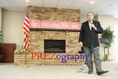 Mike Huckabee Warren County 6-6-15