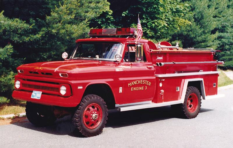 Retired Engine 3.  1963 Chevy / Farrar   600 / 300