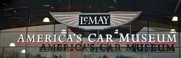 LeMay America's Car Museum 12-9-17