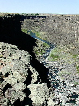 Malad Gorge and Niagara Springs, Idaho