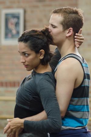 Dance Rehearsal 2014