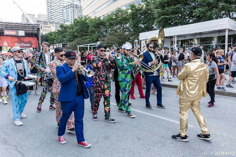Urban Science Brass Band - FIJM 2019