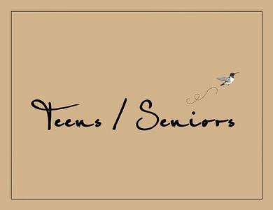 Teens - Seniors