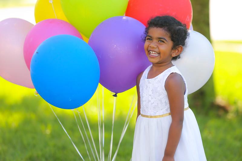 Sannidhi's 5th Birthday