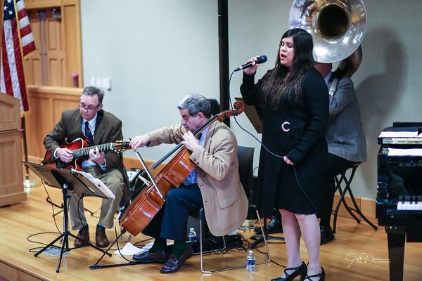 Dawn Giblin Quintet - Clinton Macomb Public Library 2-10-2019