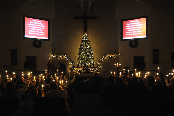 December 24, 2008 - Christmas Eve Services