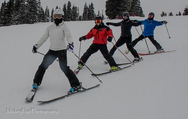 Ski Day 4    01-28-18