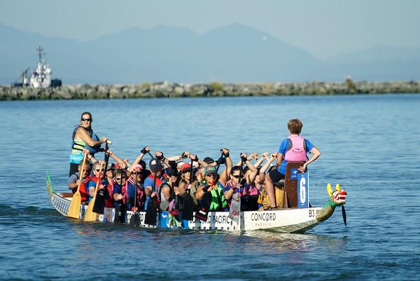 Steveston Dragon Boat Festival, August 26, 2017