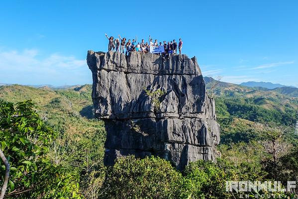 Nagpatong Rocks with UNHCR