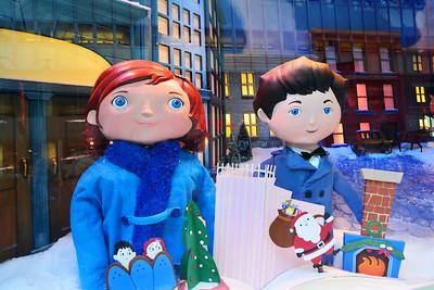 New York Christmas 2015