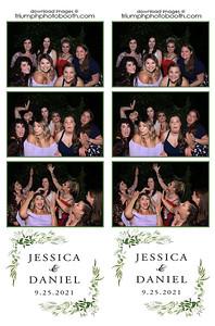 9/25/21 - Jessica & Daniel Wedding