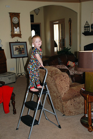 Kansas Kids Visit - March 2013-Z