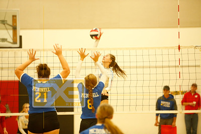 Altoona tny - Eau Claire North vs McDonell VB19