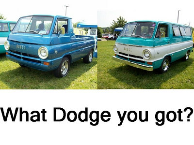 What kinda Dodge you got?
