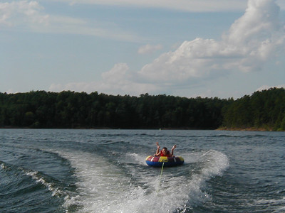 Lake Ouachita - June 2004